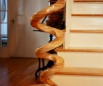 Spiral Bannister