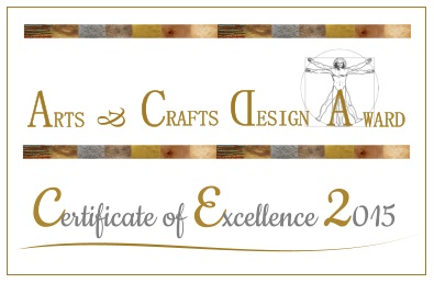 A worldwide fine craft award