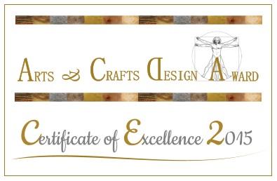 A worldwide fine craft award