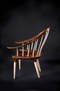 Rare hand-crafted modern furniture