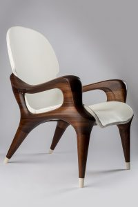 First international award Lounge Chair No. 3